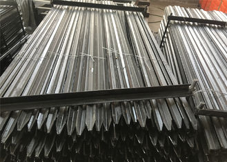 China Bitumen /Hot Dipped Galvanized Star Picket 2100mm height 1.58kg /meter factory
