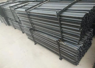 China Star Picket 1.58kg x 2100mm for Farm and Temp Fencing Panels factory