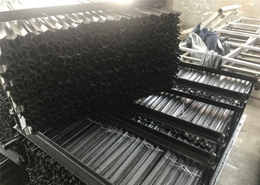 1800mm star picket for farm cattle panels weight 2.04kg/meter buitman balck coated star picket