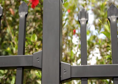 Tubular Security Garrison Fencing Panels