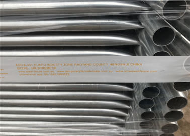 China 2.1m x 3.3m OD 32 mm tube Temporary fencing, portable fence, removable fence, temporary fence panel and easy fence. factory