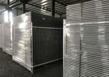 China Construction Site Temporary Fence Panels /Temp Fence Panels OD 40mm tubing 2.1mx2.35m for SYDNEY market factory