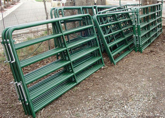 China 5ft x 12ft cattle yards panels corral panels for sale factory