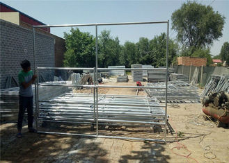 1.5m x 3.6 Hot dip galvanized farm gate fence / horse gate / livestock fence full hdg