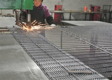 China anti-climb 358 high security welded wire mesh fence factory