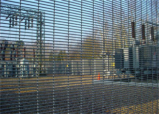 China 358 welded wire mesh fence high security fence Y post security fence China supplier factory