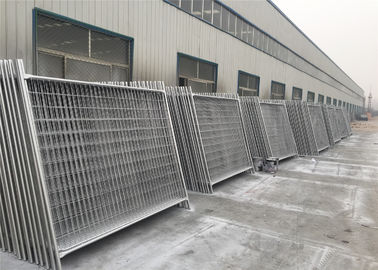 China 2.1m x 3.3 m height AS 4687-2007 Australia HDG Construction Site Temporary Fence/Temporary Fencing Panels factory