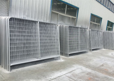 2.1mx2.4m Hot dip galvanised perth temporary fence, temporary fence panels HDG as4687-2007 temporary fence