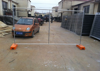 China AS4687-2007 standard temporary fence / temporary privacy fencing for Australia factory