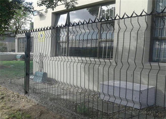1800mm height Clearvu Anti Cut Climb Fence Panels