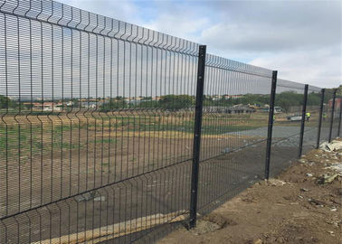 High Security Clearvu Wire Fence Panels 1800mmx2515mm width