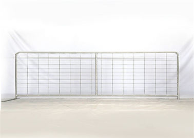 China 5ft x 10ft cattle yards panels corral panels for sale factory