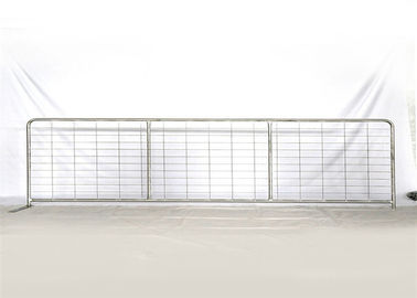 China Gate I Stay 10' (3000mm) w/ Graduated mesh - Metal Farm Gates Brisbane factory