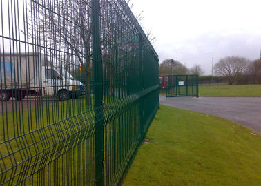 Anti - climb ClearVu Security Fence 4.00mm , 3.00mm Diameter