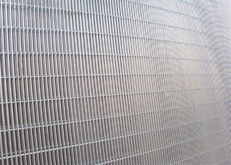 China 2400 x 2515mm 358 wire fence panels mesh 12.70mm*76.20mm diameter 3.00mm factory