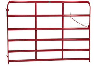 HEAVY DUTY 2″ GALVANIZED CORRAL PANEL