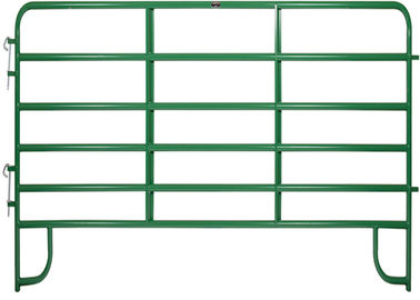 62 inches in height STANDARD CORRAL PANEL*1 3/4″ O.D. round tubular steel