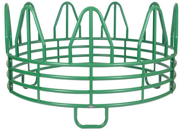 SUPER DUTY 4-RING HORSE ROUND BALE FEEDER