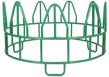 HEAVY OPEN BOTTOM HORSE ROUND BALE FEEDER