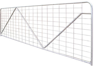 Square Pipe Galvanized Livestock Metal Horse Fence