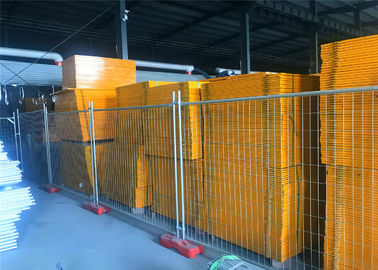 Pre - Galvanized Tube And Mesh Panel Portable Temporary Fence Panel For Cheapest Optional