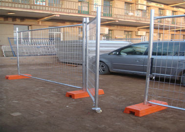 Hot Dipped Galvanized Temporary Fence 2.1m*3.3m construction fence panels