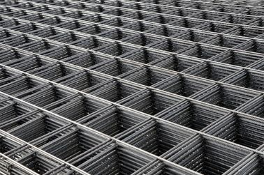 China AS4671 Ribbed Square Wire Mesh Concrete Reinforced Wire Mesh factory