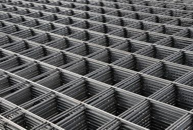 China NFA35-016 FRANCH FABRIC STANDARD welded rebar mesh factory