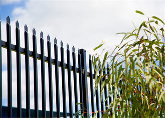 Steel Tubular Fence/Fencing