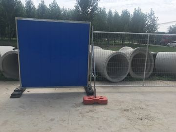2m Steel Hoarding Panel 30KG/PCS