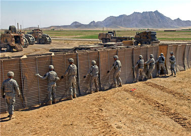 Flood Barrier Control mil 8 Military Sand Wall