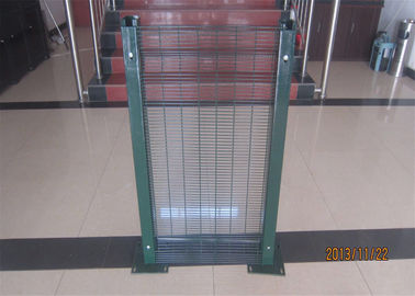 China Anti Cut 358 Mesh Fence 12.70mm*76.20mm*3.00mm factory