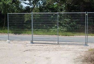 Sliding gate construction set HERAS Gate