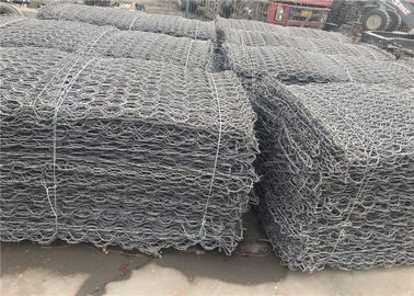China Gabion Wire Mesh gabion retaining wall factory