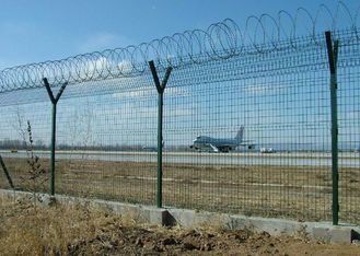 China Air Port Fence System factory