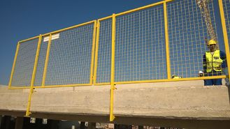 Edge Falling Protection Fence