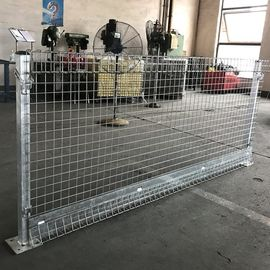 China Safety Fall Protection Edge Protection Barriers factory