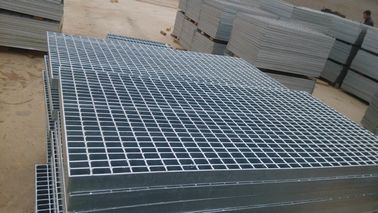 China Industrial Steel Grating 25-W-4 Platform factory