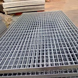 China hot dip galvanized steel grating factory