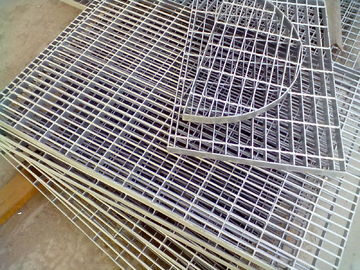 China Hot Dip Galvanized Steel Bar Grating factory