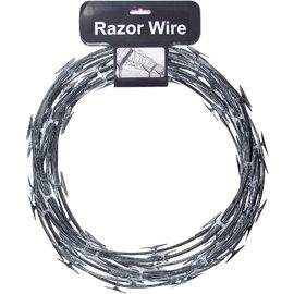 Concertina Razor Barbed Wire Price/Hot Dipped Galvanized Razor Wire