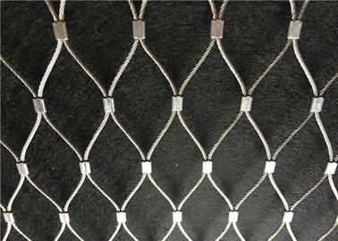 China Cable Mesh Animal Enclosures factory