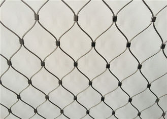 Stainless Steel Grade Cable Wire Mesh Netting
