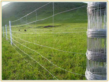 Galvanized Wire Mesh Fence Field 164ft Zoo Wild Fencing Roll Hardware