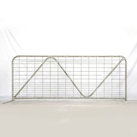 Australian Standard 12' n Brace Mesh Farm Stay Gate With Hinges