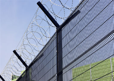 High Security Wire Mesh 358 Fencing