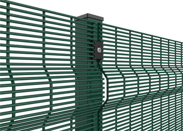 China 358 Fencing Panels 4.5meter Height factory