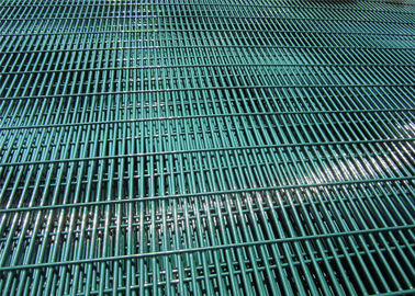 China 358 Fence With Wall Spike Security Fencing Panels factory