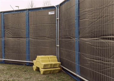 Construction Site Noise Fence for Temporary Wire Fence