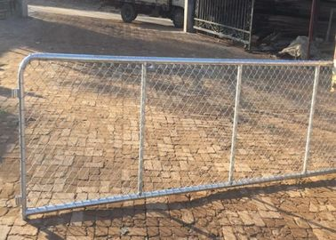Chain Link Fabric Gate 3.66m x 1.0m (3ft x 12ft )
